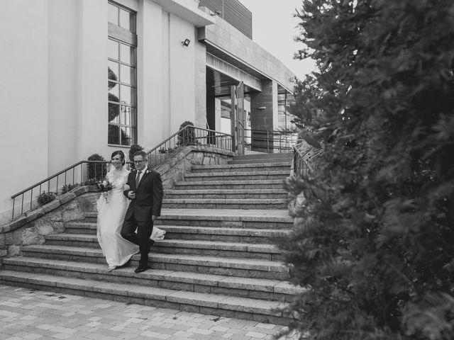La boda de Raul y Estefania en Guadarrama, Madrid 2