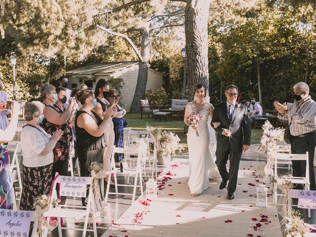 La boda de Raul y Estefania en Guadarrama, Madrid 7