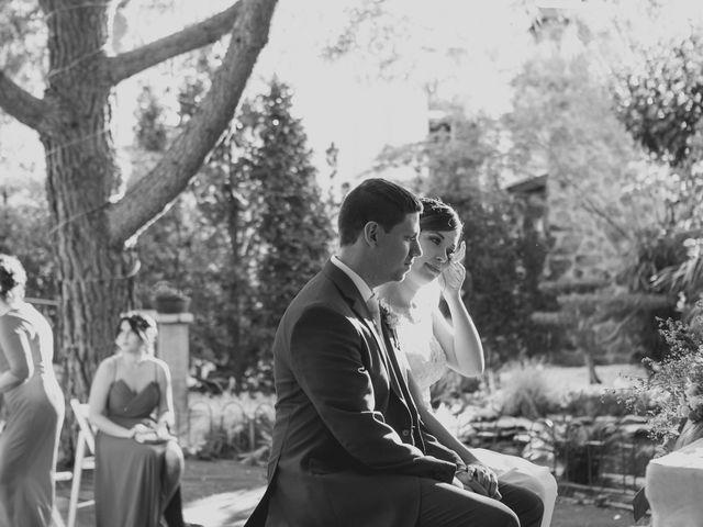 La boda de Raul y Estefania en Guadarrama, Madrid 9