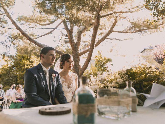La boda de Raul y Estefania en Guadarrama, Madrid 12