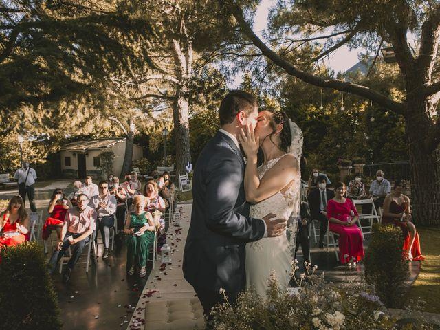 La boda de Raul y Estefania en Guadarrama, Madrid 13