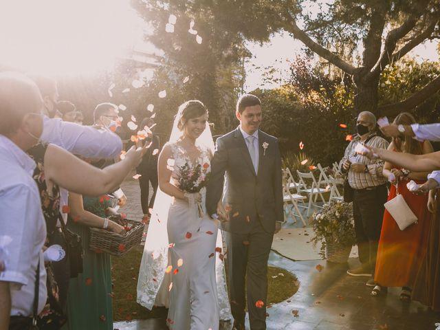 La boda de Raul y Estefania en Guadarrama, Madrid 14