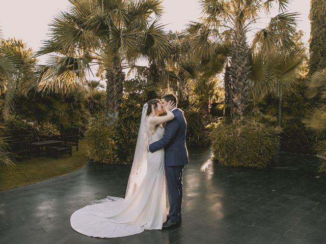 La boda de Raul y Estefania en Guadarrama, Madrid 24
