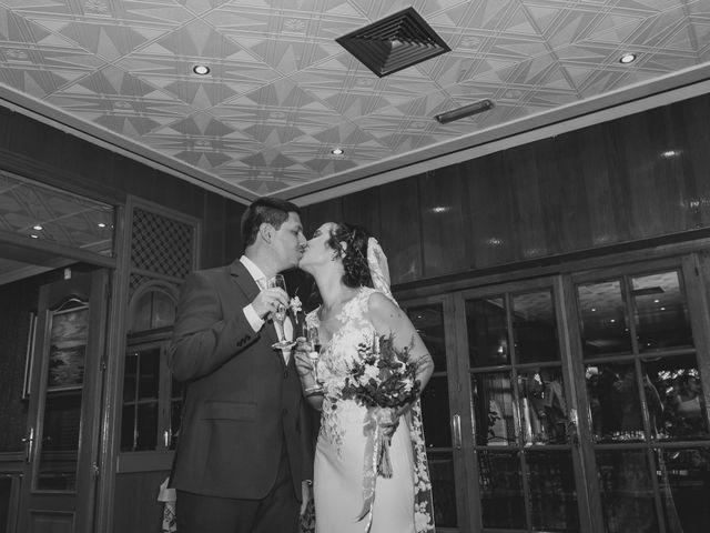 La boda de Raul y Estefania en Guadarrama, Madrid 18