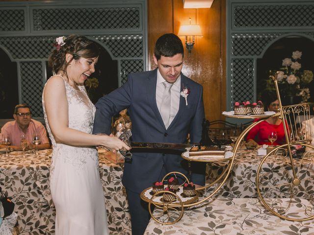La boda de Raul y Estefania en Guadarrama, Madrid 25