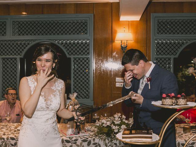 La boda de Raul y Estefania en Guadarrama, Madrid 26
