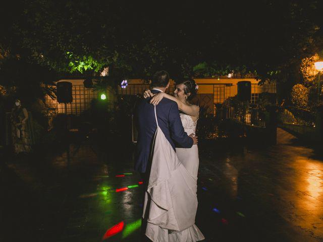 La boda de Raul y Estefania en Guadarrama, Madrid 30
