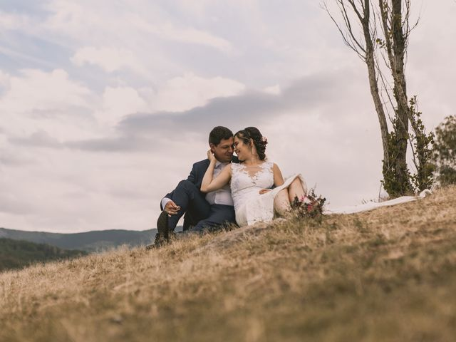 La boda de Raul y Estefania en Guadarrama, Madrid 20