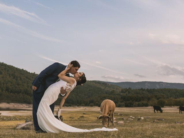 La boda de Raul y Estefania en Guadarrama, Madrid 16