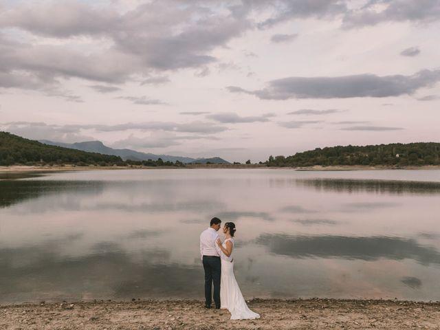 La boda de Raul y Estefania en Guadarrama, Madrid 29