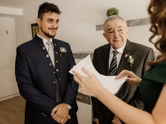 La boda de Ángel y Deyanira en Monistrol De Montserrat, Barcelona 7