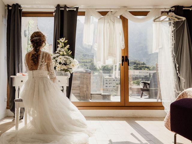 La boda de Ángel y Deyanira en Monistrol De Montserrat, Barcelona 15
