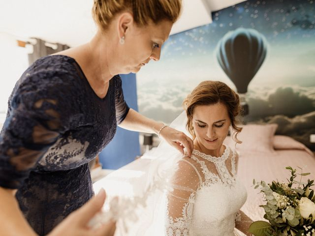 La boda de Ángel y Deyanira en Monistrol De Montserrat, Barcelona 18