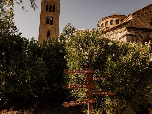 La boda de Ángel y Deyanira en Monistrol De Montserrat, Barcelona 20