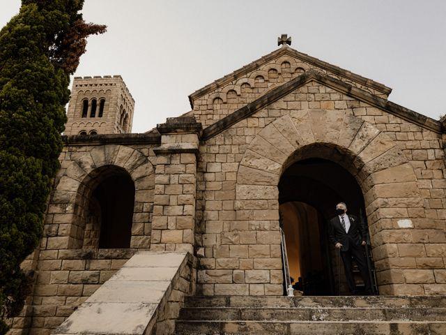 La boda de Ángel y Deyanira en Monistrol De Montserrat, Barcelona 21