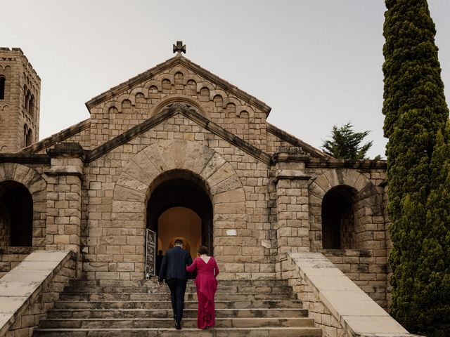 La boda de Ángel y Deyanira en Monistrol De Montserrat, Barcelona 22