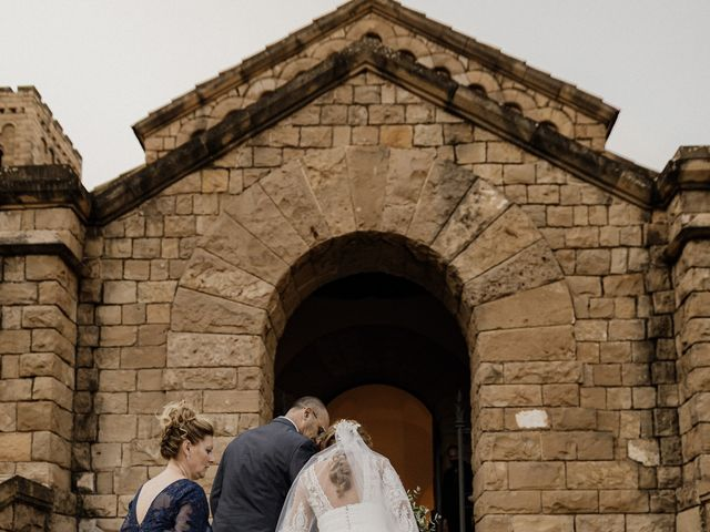 La boda de Ángel y Deyanira en Monistrol De Montserrat, Barcelona 24