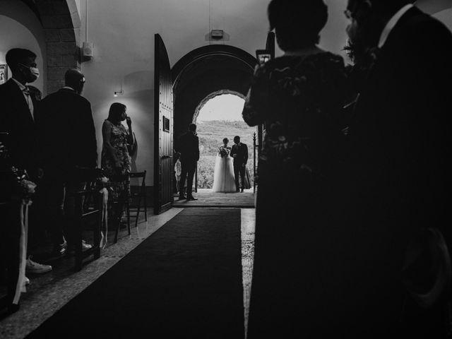 La boda de Ángel y Deyanira en Monistrol De Montserrat, Barcelona 25