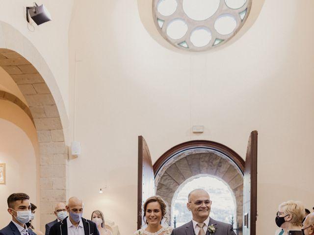 La boda de Ángel y Deyanira en Monistrol De Montserrat, Barcelona 26