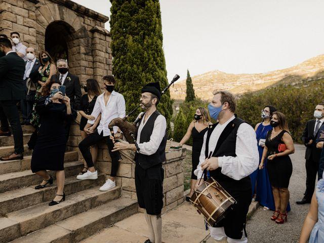 La boda de Ángel y Deyanira en Monistrol De Montserrat, Barcelona 33