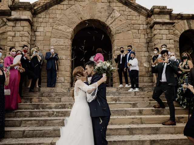 La boda de Ángel y Deyanira en Monistrol De Montserrat, Barcelona 35