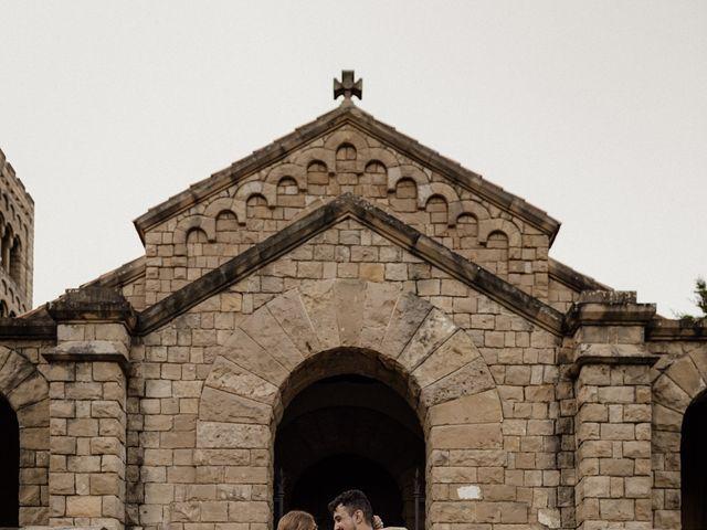 La boda de Ángel y Deyanira en Monistrol De Montserrat, Barcelona 39