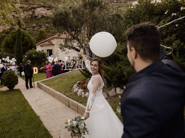 La boda de Ángel y Deyanira en Monistrol De Montserrat, Barcelona 40