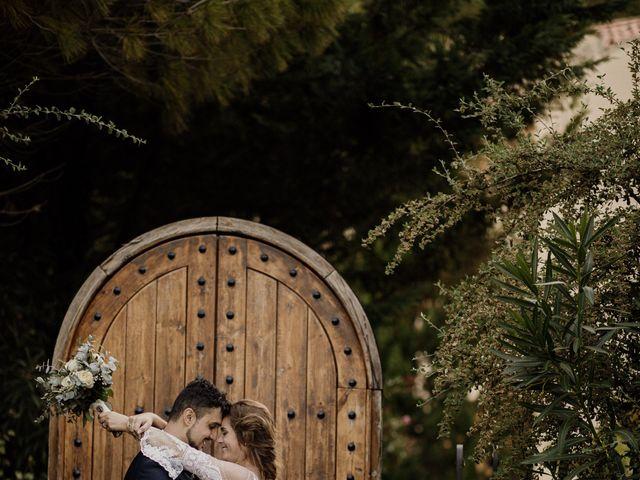 La boda de Ángel y Deyanira en Monistrol De Montserrat, Barcelona 43