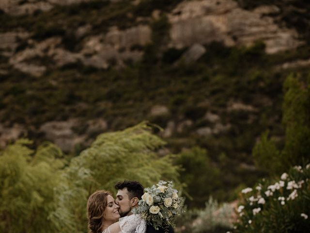 La boda de Ángel y Deyanira en Monistrol De Montserrat, Barcelona 45