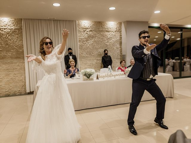 La boda de Ángel y Deyanira en Monistrol De Montserrat, Barcelona 50