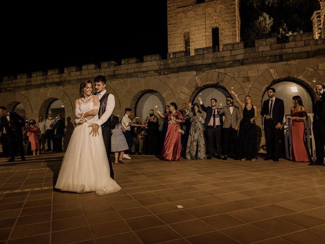La boda de Ángel y Deyanira en Monistrol De Montserrat, Barcelona 56
