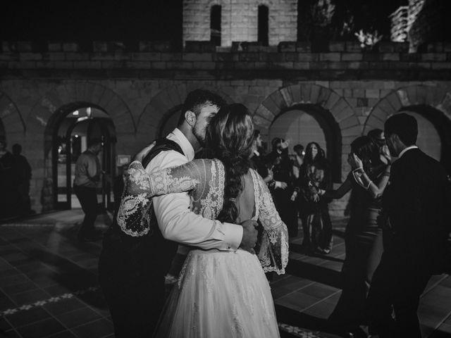 La boda de Ángel y Deyanira en Monistrol De Montserrat, Barcelona 57