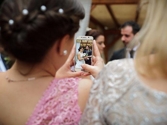 La boda de David y Elena en Casas De Los Pinos, Cuenca 10