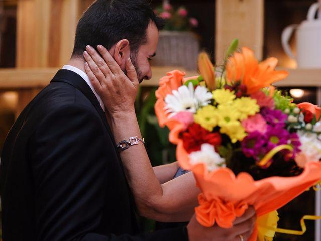 La boda de David y Elena en Casas De Los Pinos, Cuenca 11