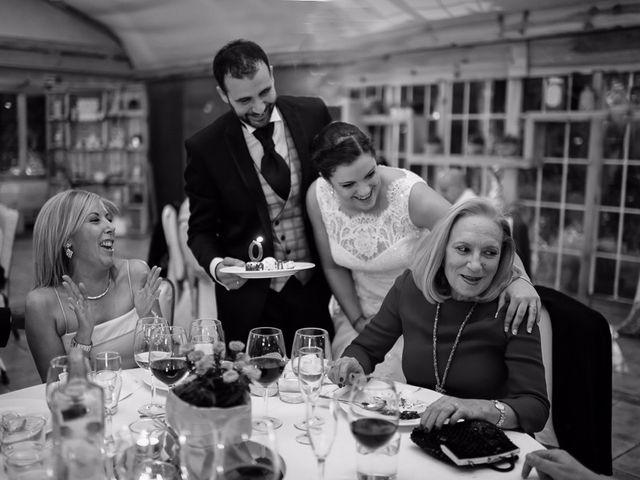 La boda de David y Elena en Casas De Los Pinos, Cuenca 12