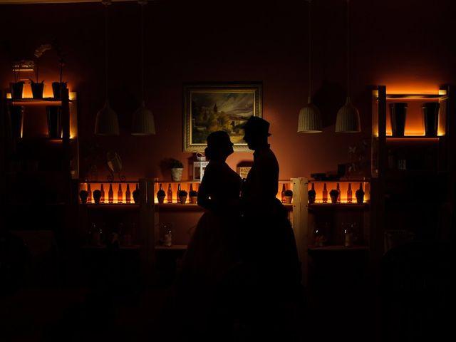 La boda de David y Elena en Casas De Los Pinos, Cuenca 16
