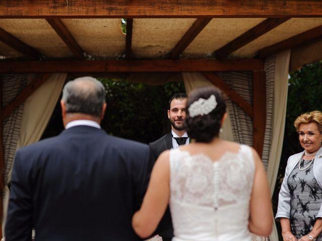 La boda de David y Elena en Casas De Los Pinos, Cuenca 24