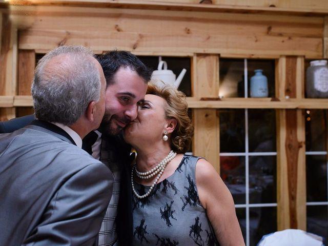 La boda de David y Elena en Casas De Los Pinos, Cuenca 27