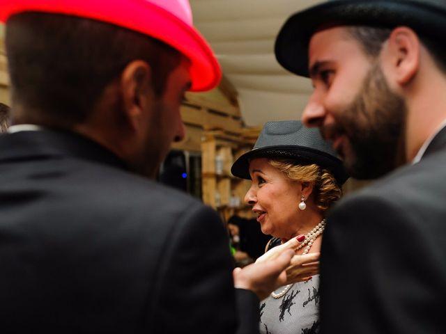 La boda de David y Elena en Casas De Los Pinos, Cuenca 28