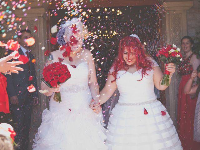 La boda de Lucía y Fanny en Gijón, Asturias 10