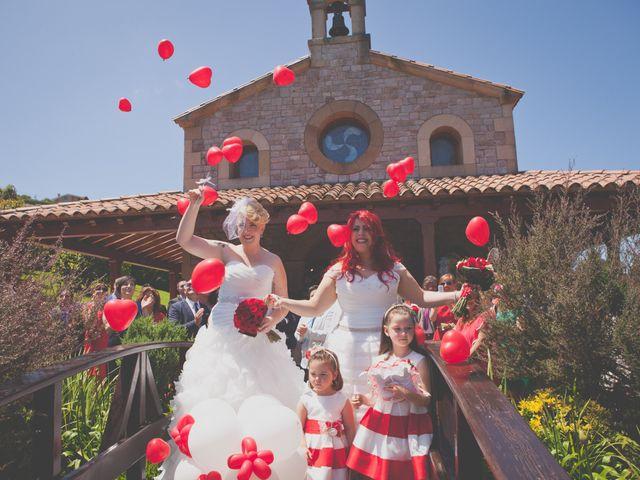 La boda de Lucía y Fanny en Gijón, Asturias 11