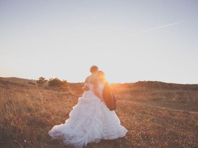 La boda de Fanny y Lucía
