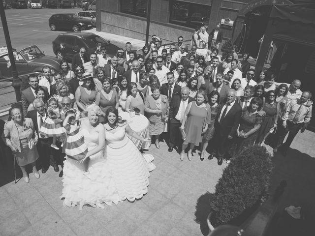 La boda de Lucía y Fanny en Gijón, Asturias 26