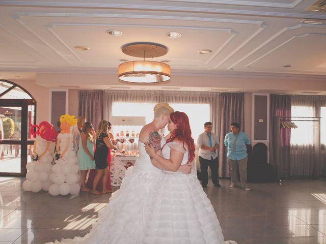 La boda de Lucía y Fanny en Gijón, Asturias 34