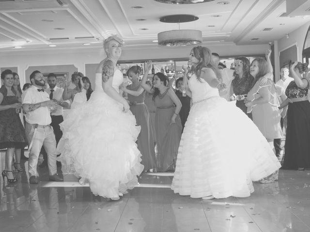 La boda de Lucía y Fanny en Gijón, Asturias 42