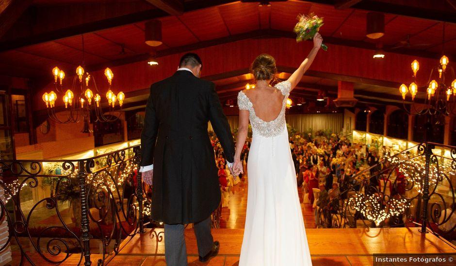 La boda de Elena y Diego en Miraflores De La Sierra, Madrid