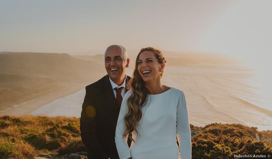 La boda de Manu y Luci en Naveces, Asturias