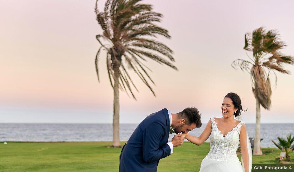 La boda de Pedro y Estefanía en Santa Cruz De Tenerife, Santa Cruz de Tenerife