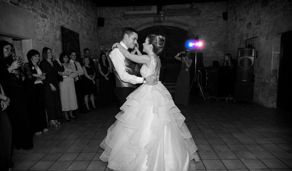 La boda de Daniel y Virginia en L' Hospitalet De Llobregat, Barcelona
