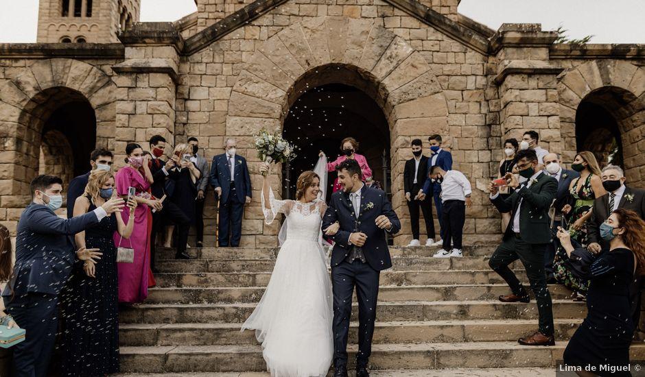 La boda de Ángel y Deyanira en Monistrol De Montserrat, Barcelona